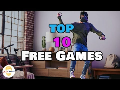 Top 10 BEST Free Oculus Quest Games - Save Those $$$