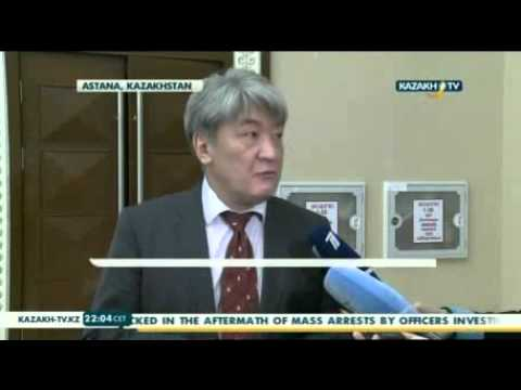 Kazakhstan -- 2050 coalition discusses draft law on labor unions