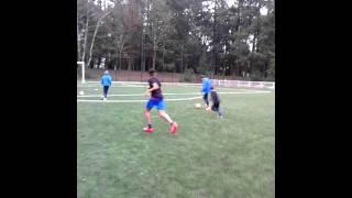 Ouais PT foot à Montargis