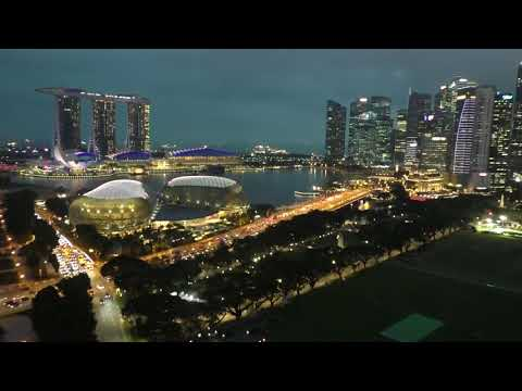 Singapore Thailand Timelapse