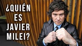 Imagen del video: ¿Quién es Javier Milei?