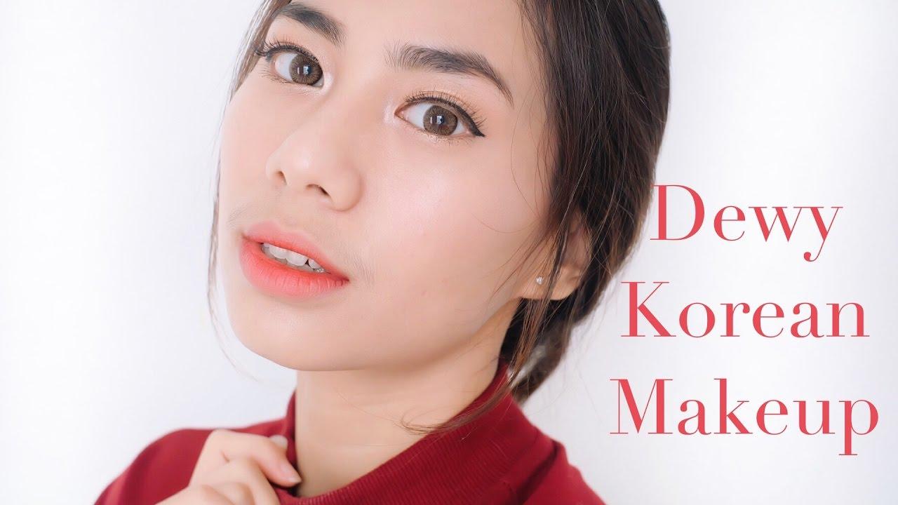 Korean Fresh Makeup Tutorial