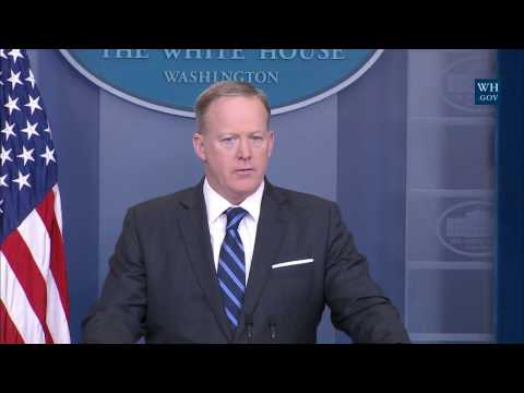 4/10/17: White House Press Briefing