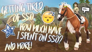 Getting bored of SSO, how much I've spent on SSO & more! | Star Stable Updates