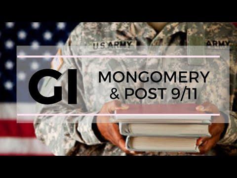 Montgomery & 9/11 GI Bill - How To Maximize Military Education Benefits