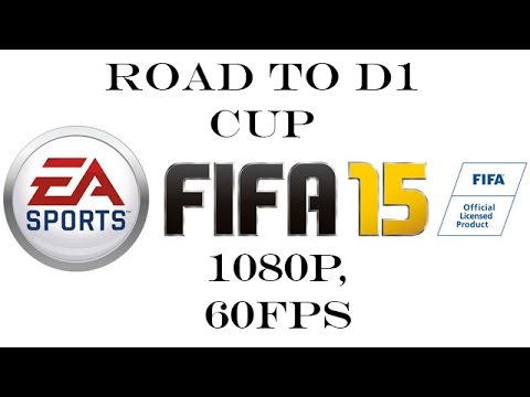 Fifa 15 (PS4), gameplay comments in Eng & Fr, 1080p, 60p