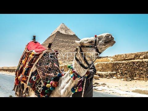 エジプトへ! ピラミッドはかなりデカイ!【VLOG】