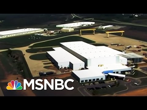 Arkansas City Eyes Economic Boost From Donald Trump's Infrastructure Plan | MSNBC