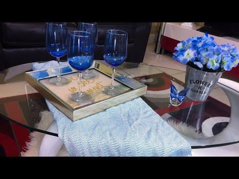 Ideas Lara decorar nuestra mesa de centro de la sala