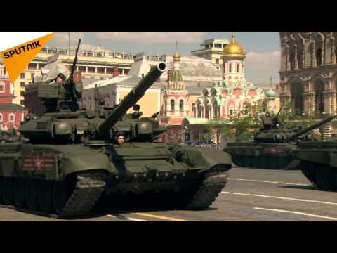 Victory Day Parade: Best Moments