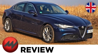 ALFA ROMEO GIULIA 2.2 FULL REVIEW | new test drive 2017