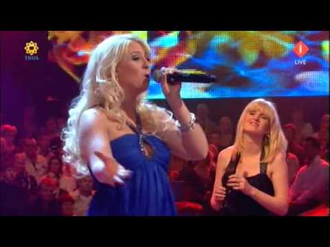NSF 2010: Peggy Mays - Ik Ben Verliefd (Sha-la-lie)