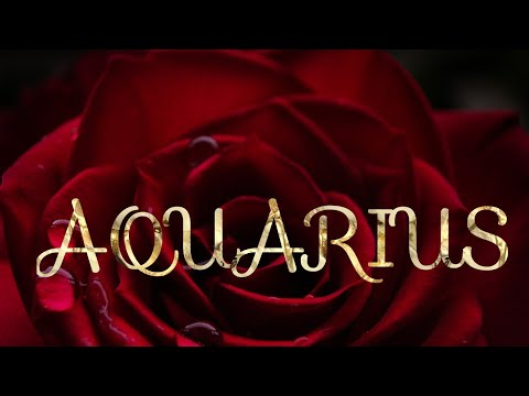 AQUARIUS LIKE IT OR NOT NO USE RUNNING, THIS IS HAPPENING - PSYCHIC TAROT LOVE READING JANUARY