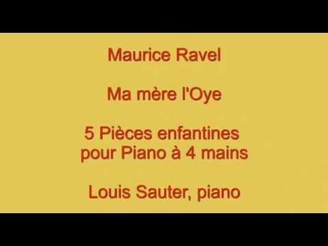 Maurice Ravel Ma Mère L Oye Youtube