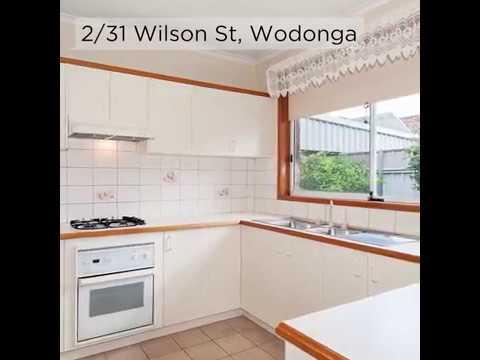 1 & 2/31 Wilson Street, Wodonga