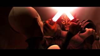 Video Star Wars: The Clone Wars - Obi-Wan Kenobi & Asajj Ventress vs Darth Maul & Savage Opress [1080p] download MP3, 3GP, MP4, WEBM, AVI, FLV Juni 2018