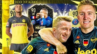 FIFA 20 REUS TO GLORY #30 | OMG I PACKED IF Mbappé!! (FIFA 20 Pack Opening)