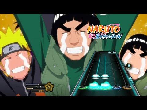 [Clone hero/GH3] Naruto Shippuden Ending 8 -