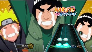 [Clone hero/GH3] Naruto Shippuden Ending 8 - `Bacchi Koi!!!` (Guitar cover)  by Sparkle94