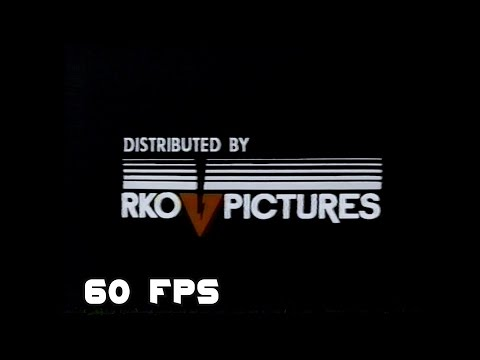 RKO Pictures (Closing) (1981) (60 FPS)