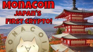 MonaCoin Japan's First Crypto! What You Need To Know (Coin Review)