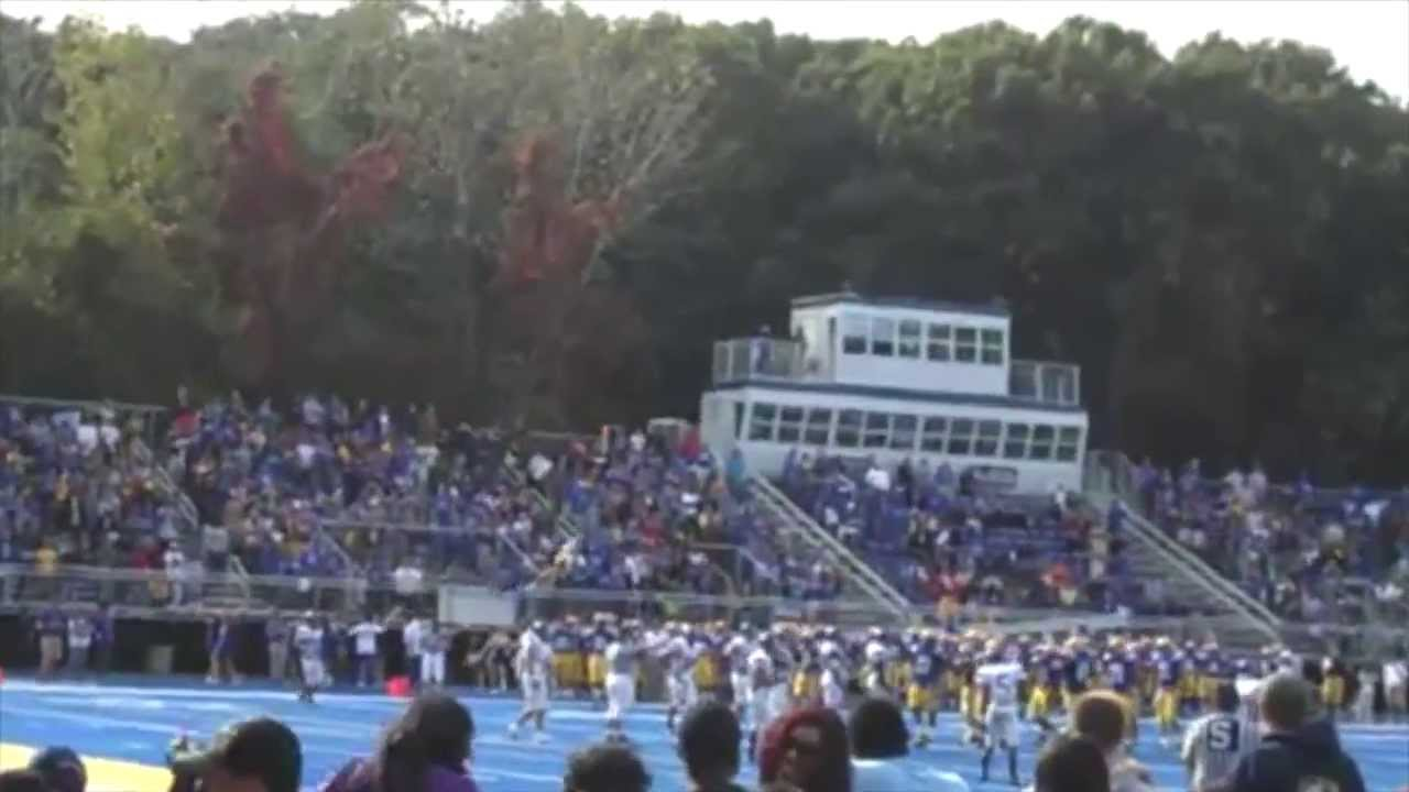 2013 University Of New Haven Football Intro Video Youtube