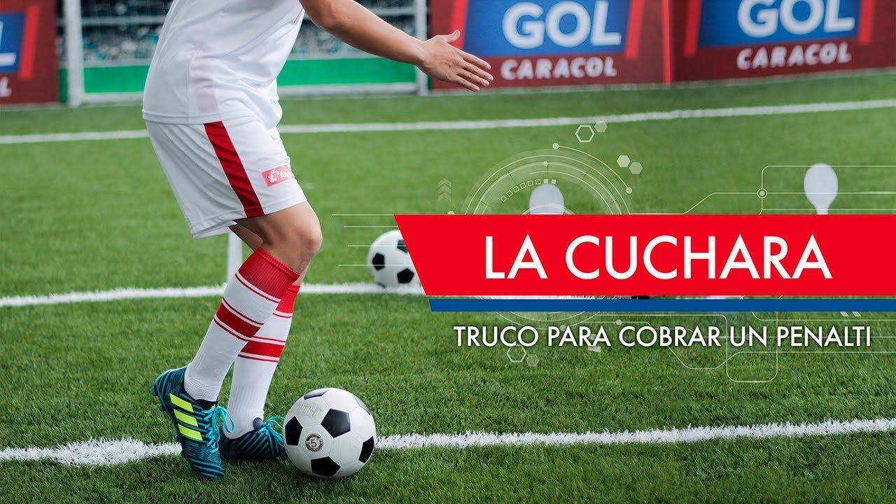 Cómo Hacer La Cuchara Tutorial Y Jugadas De Fútbol Gol Caracol