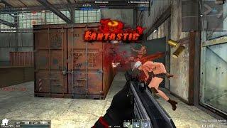 Combat Arms - Nunca Ri Tanto em Um Vídeo ! kkkkkkk'