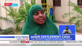 Assistant Chief accused of defiling a student in Wajir