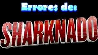 ERRORES de películas Sharknado Crítica y Review WTF PQC