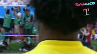 Himno de Colombia- Colombia Vs Japón ( Estamos melos )