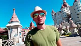 Переезд в Сочи от А до Я.Видео 19.Сочи парк часть 1.