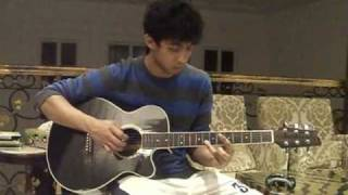 How to play the Main Theme of Love Hurts by Incubus (Acoustic Guitar)