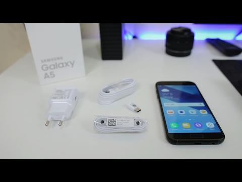Samsung Galaxy A5(2017) - Unboxing & Impresi Pertama