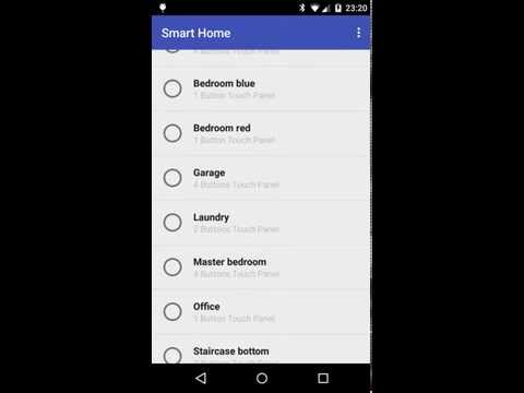 HDL-BUS Pro Android app