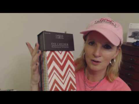ASMR Soft Spoken Roleplay ~ Home Makeover ~ Curtain Fabric Review