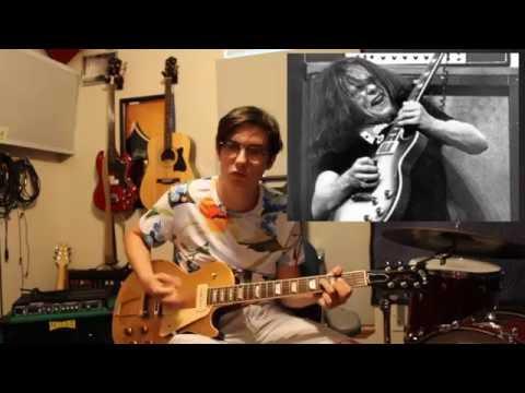 How to Play Like: Paul Kossoff