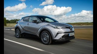 Test Performance Speed 2017 Toyota C HR System Commercial Dimensions