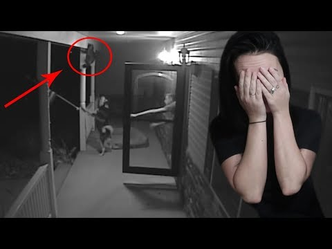 What Really Happened Last Night!! Caught on Camera