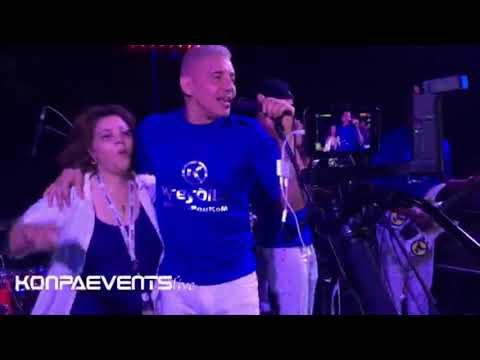 KREYOL LA - POU KÒ'M LIVE VIDEO PERFORMANCE @ Le vieux Tunel  3/3/18