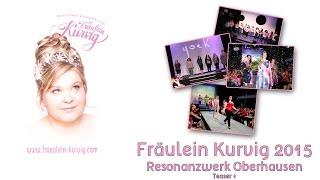 Fräulein Kurvig - Deutschlands schönste Kurven 2015 - Teaser