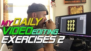 My Daily Video Editing Exercises #2: Bicep Curls