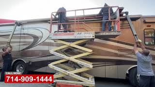RV Awning Replacement Service  No Job Is Too Big Or Too Small.