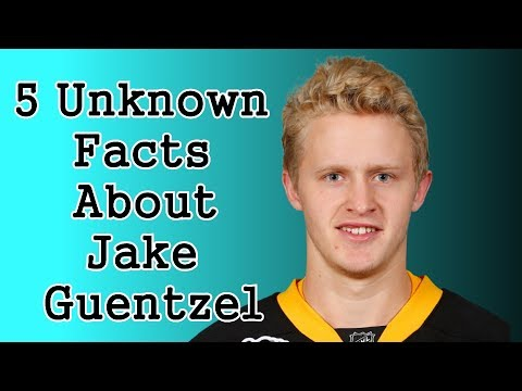 Jake Guetznel/Five Facts You Never Knew