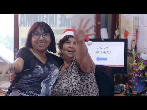 Municipalidad de Cerro Navia les desea una Feliz Navidad