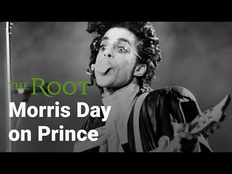 Prince Threw Shade at Morris Day When They Met