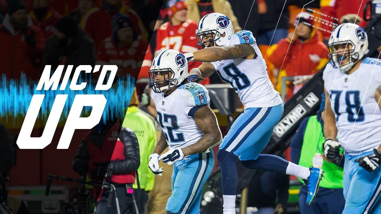 Titans vs. Chiefs Mic'd Up During Epic Comeback