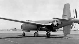 Douglas XB-42 Mixmaster Experimental Aircraft