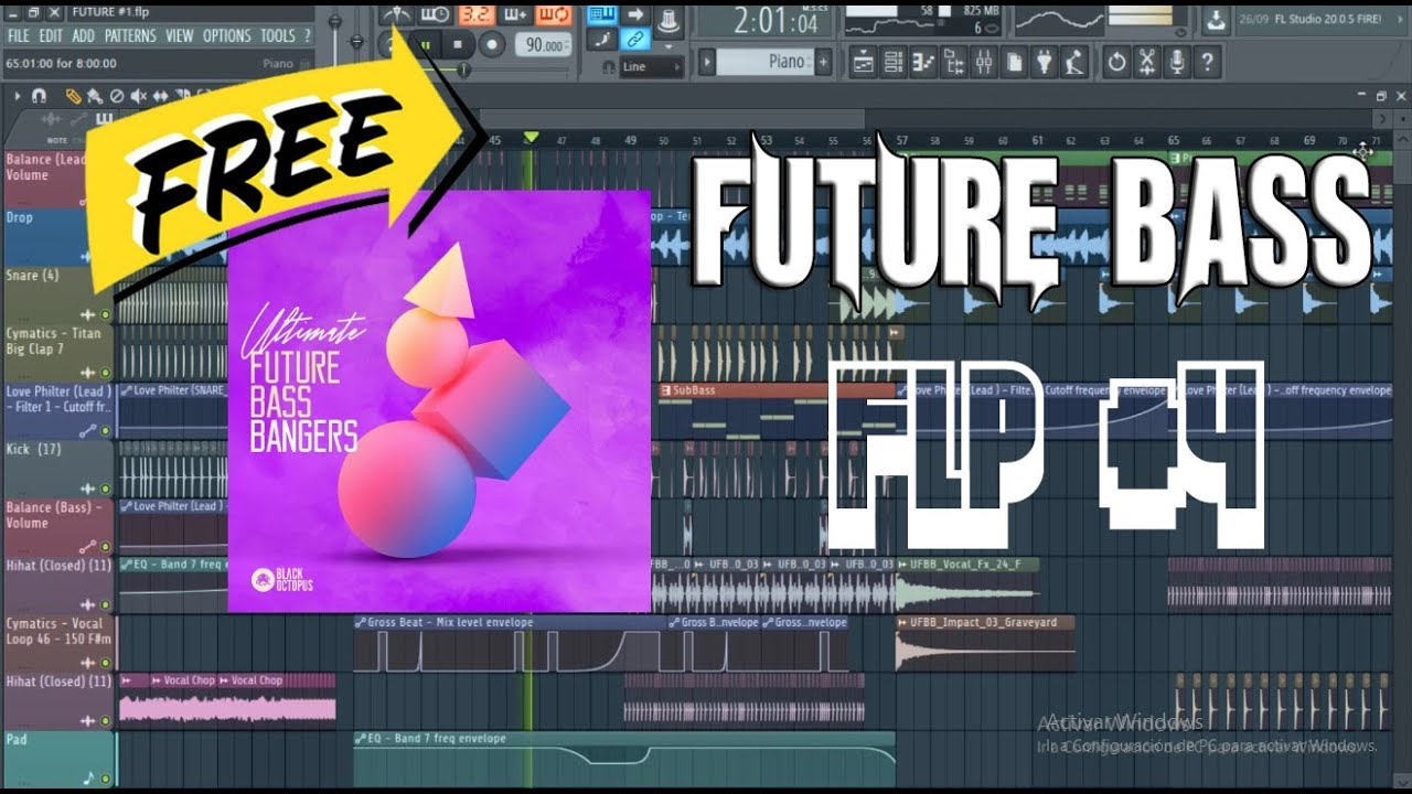 Future Bass Professional #4 [FREE FLP] + Sample & Presets