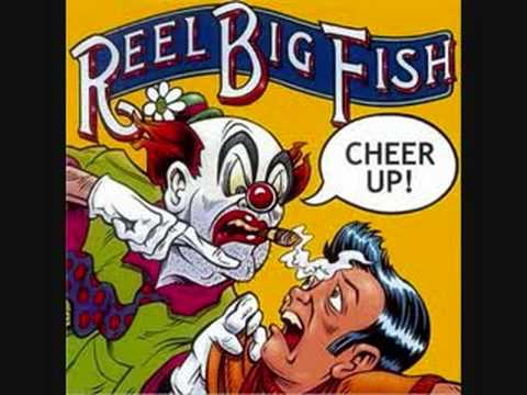 Reel Big Fish Drunk Again Youtube